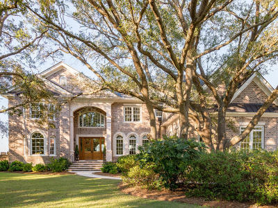 Charleston SC Single Family Home For Sale: $3,695,000