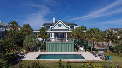 Isle Of Palms Single Family Home For Sale: 1 50th Avenue