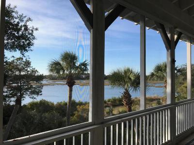 Dewees Island Single Family Home For Sale: 122 Lake Timicau Lane #Lot 80