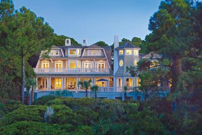 Kiawah Island Single Family Home For Sale: 109 Flyway Drive