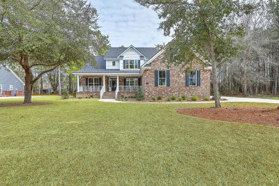 Dorchester County Single Family Home For Sale: 123 Guilford Drive