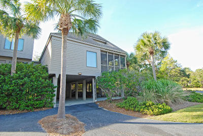 Seabrook Island Timeshare For Sale: 1521 Marsh Haven (Deer Point Villa)