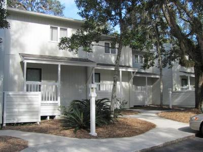 Seabrook Island SC Attached For Sale: $119,000