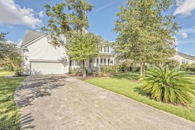 Mount Pleasant Single Family Home For Sale: 1498 Oakhurst Drive