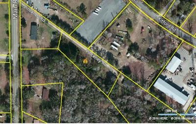 Residential Lots & Land Contingent: Main Road