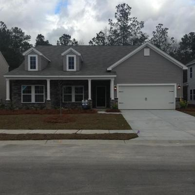 Goose Creek Single Family Home For Sale: 118 Firethorn Drive
