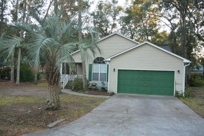 Single Family Home Sold: 857 Joe Rivers Road