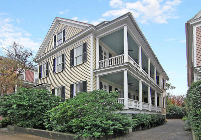 Single Family Home For Sale: 135 Broad Street