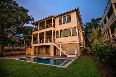 Isle Of Palms Single Family Home For Sale: 6 Whispering Palms Lane