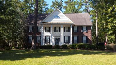North Charleston, West Ashley Single Family Home For Sale: 4293 Club Course Drive