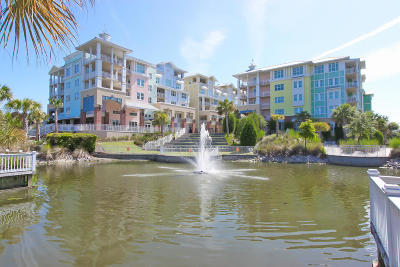 Isle Of Palms Attached For Sale: 411-409 Village At Wild Dunes #B