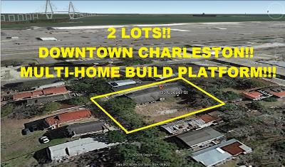 Charleston Residential Lots & Land For Sale: 37 Cooper Street