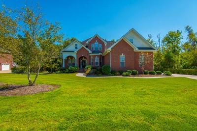 North Charleston Single Family Home For Sale: 4205 Club Course Drive