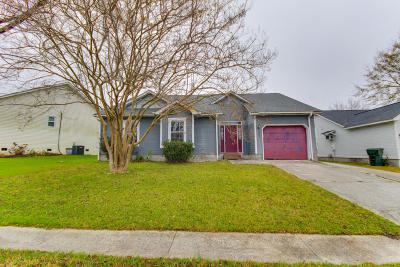Goose Creek Single Family Home Contingent: 207 Persimmon Circle