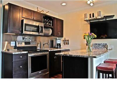 Isle Of Palms Attached For Sale: 1300 Ocean Blvd #126