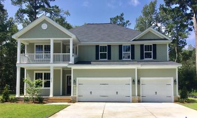 Summerville Single Family Home Contingent: 1513 Jahnz Court