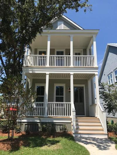 Charleston County Single Family Home Contingent: 1024 Hills Plantation Drive