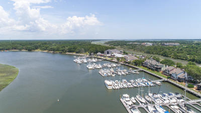 Seabrook Island Boat Slip For Sale: 1880 Andell Bluff Boulevard #H 9