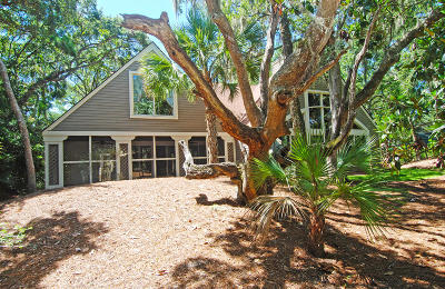 Johns Island Single Family Home For Sale: 2520 The Bent Twig