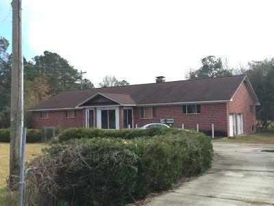 Goose Creek Single Family Home Contingent: 452 Old Back River Road
