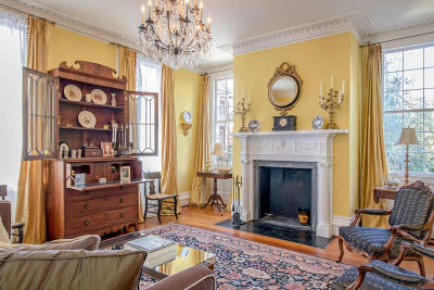 Charleston Single Family Home For Sale: 24 King Street