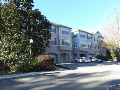 Charleston County Attached For Sale: 60 Fenwick Hall Allee #721
