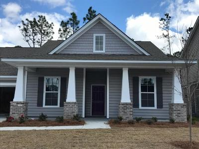 Hanahan Single Family Home For Sale: 7407 Mercedes Way