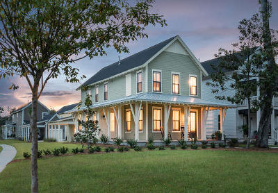Mount Pleasant Single Family Home For Sale: 1527 Old Rivers Gate Road