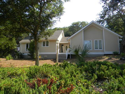 Isle Of Palms Single Family Home For Sale: 14 Fairway Oaks Lane
