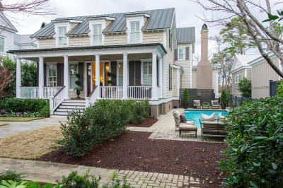 Mount Pleasant Single Family Home For Sale: 55 Robert Mills Circle