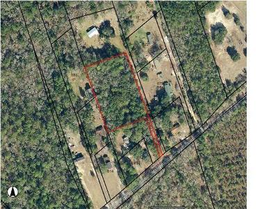 Residential Lots & Land Contingent: 5756 Bears Bluff Road