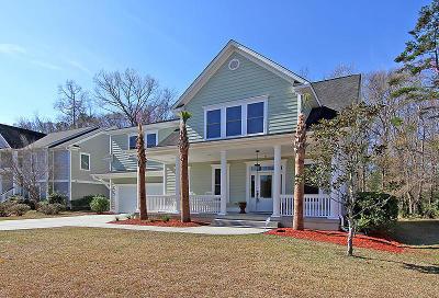 Charleston Single Family Home Contingent: 825 Hunt Club Run