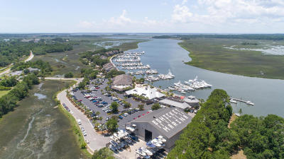 Charleston County Boat Slip For Sale: 1880 Andell Bluff Boulevard #I 12