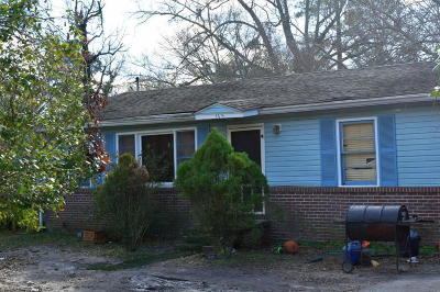 North Charleston Single Family Home Contingent: 163 Stratton Drive