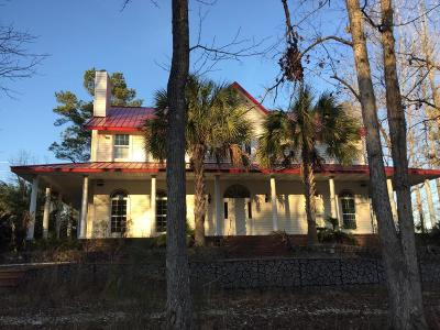 Summerville Single Family Home For Sale: 966 Hardwood Lane