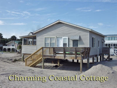 Edisto Island Single Family Home For Sale: 520 Palmetto Boulevard