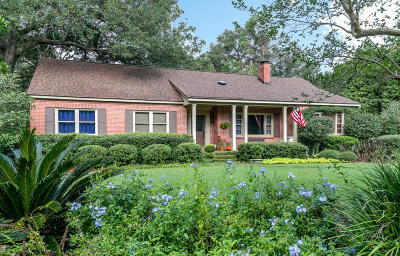 Mount Pleasant Single Family Home For Sale: 1016 Tall Pine Road