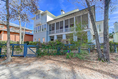 Mount Pleasant Single Family Home For Sale: 27 Hopetown Road