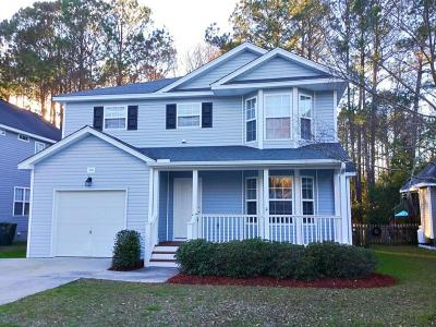 James Island Single Family Home Contingent: 378 Stefan Drive