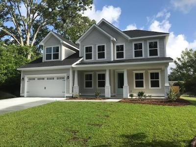 Charleston Single Family Home For Sale: 2208 Hollyberry