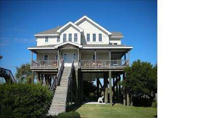 Folly Beach Single Family Home For Sale: 1622 E Ashley Avenue