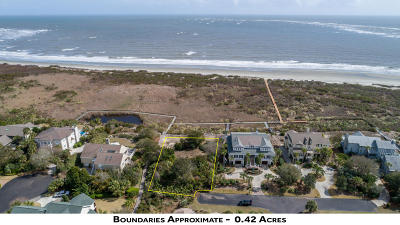 Seabrook Island Residential Lots & Land Contingent: 3622 Loggerhead Court