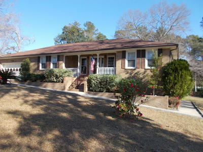 Single Family Home For Sale: 109 Santee Cooper