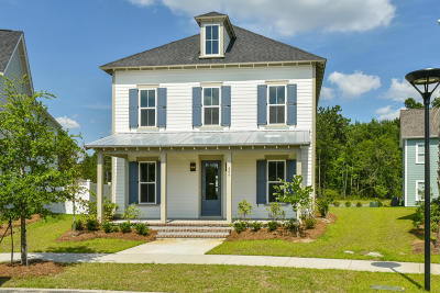 Summerville Single Family Home For Sale: 404 Park Place Circle
