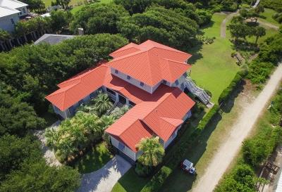 Isle Of Palms Single Family Home For Sale: 2500 Palm Boulevard