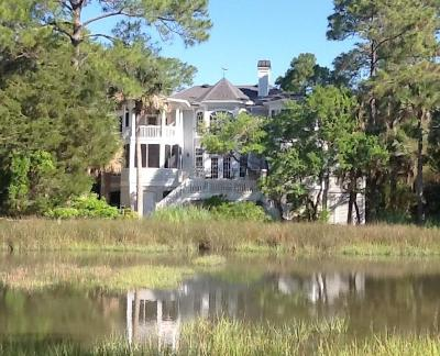 Seabrook Island Single Family Home For Sale: 2981 Deer Point Drive