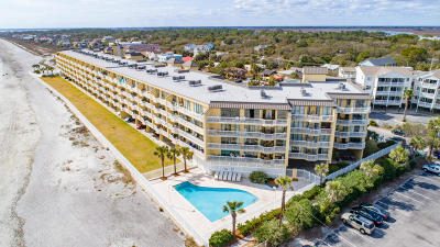Folly Beach SC Attached Contingent: $895,000