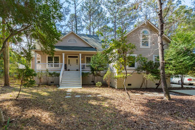 Seabrook Island Single Family Home For Sale: 2165 Loblolly Lane