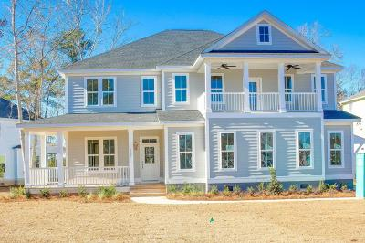 Hanahan Single Family Home For Sale: 1127 Lands End Drive