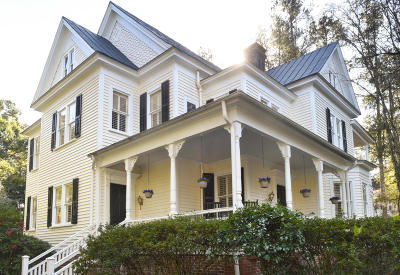 Summerville Single Family Home For Sale: 217 Sumter Avenue